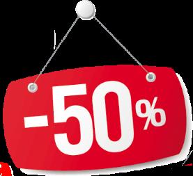 VESTIDOS 50%