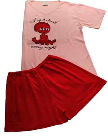 Pijamas de señora 3006