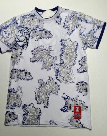 Camiseta de niño verano m/c estampada1024