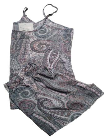 Pijama de señora verano tirantes formas 41511